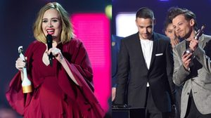 Brit Awards 2016 อะเดล คว้า 3 รางวัลใหญ่กลับบ้าน