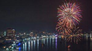 เชิญเที่ยวงานเทศกาล พลุนานาชาติเมืองพัทยา ประจำปี 2556