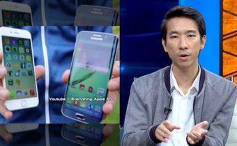 จับตาศึกสมาร์ทโฟน 2015 แอปเปิ้ล & ซัมซุง ใครเป็นต่อ ใครเป็นรอง?