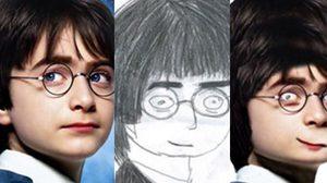 เมื่อเปรียบเทียบหน้าดารากับผลงาน วาดภาพเหมือน จากแฟนๆ ผลลัพธ์ออกมาฮาสุดๆ