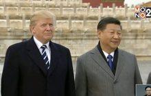 ผู้นำสหรัฐฯ เยือนจีนหารือประเด็นเกาหลีเหนือ