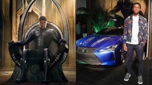 ส่องแฟชั่น Chadwick Boseman ราชาวากันด้า แห่ง Black Panther