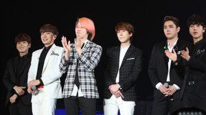 ซึ้ง-ฮา-น้ำตาไหล! Super Junior กับแฟนมีตติ้งที่ไทย '10 ปีที่รักกัน'