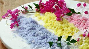สูตร ขนมขี้หนู หรือ (ขนมทราย ขนมละอองฟ้า) ขนมไทยหาทานยาก
