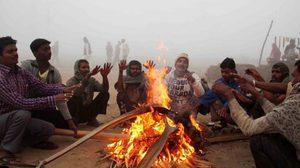 คลื่นความเย็นซัด 'อินเดีย' หิมะตกหนัก ปชช. หนาวยะเยือก