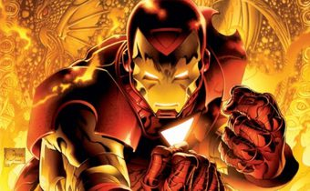 The Invincible Iron Man อัศวินเกราะเหล็ก