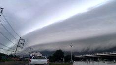 เมฆม้วน, เมฆอาร์คัส, ข่าวสดวันนี้