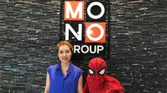 Spider-Man: MThai Coming!! มนุษย์แมงมุมโหนใยมาเยี่ยมเยียนทีมงานเอ็มไทย