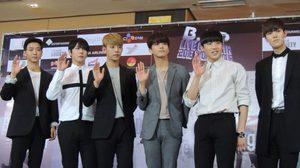 B.A.P คอนเฟิร์ม วันนี้(25 มิ.ย.) คอนเสิร์ตที่เมืองไทย มันส์แน่นอน!