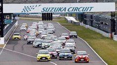 Toyota Motorsport จัดส่ง 2 นักแข่งเป็นตัวแทนไทย ลุยสนามอินเตอร์ในรายการ TOYOTA GAZOO Racing Netz Cup Vitz Race 2017 ที่ประเทศญี่ปุ่น