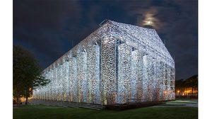 มหาวิหารพาร์เธนอน จำลอง สถาปัตยกรรม สร้างจาก หนังสือต้องห้ามทั่วโลก!