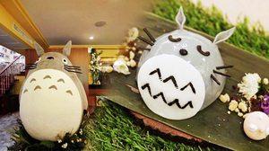 แฟน Ghibli  มีกรี๊ด!! May's Garden House ร้านอาหารธีมTotoro ที่แรกในไทย