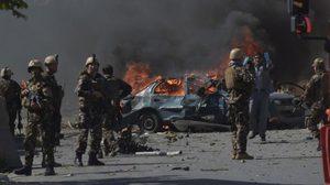 เกิดเหตุบึ้มกลางตลาด ที่อัฟกานิสถาน ดับ 4 เจ็บนับสิบราย