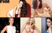 มิเชลล์ คีแกน ขึ้นแท่น สาวเซ็กซี่ที่สุดในโลก 2015 จาก FHM