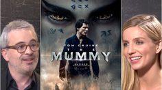 เอ็กซ์คลูซีฟหลังเวที!! Entertainment Now สัมภาษณ์ 2 สาว 1 ผู้กำกับจาก The Mummy 2017