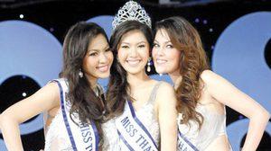 น้องวิว พงศ์ชนก กันกลับ มิสไทยแลนด์เวิลด์  2009 Miss Thailand World 2009