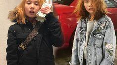 แร็ปเปอร์เด็กวัย 9 ขวบ อวดรวยแร็ปด่าผ่าน IG จนได้เรื่อง!