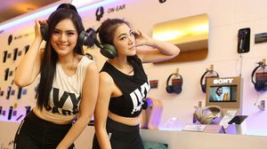 Sony เปิดตัวหูฟังและลำโพงไร้สายในกลุ่ม Extra Bass รุ่นใหม่ เจาะกลุ่มวัยรุ่น