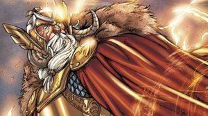 โอดิน (Odin) จอมเทพสูงสุดแห่งสรวงสวรรค์ดินแดนแอสการ์ด