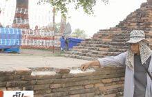 นักท่องเที่ยวมักง่าย ทำโบราณสถานวัดไชยฯ เสียหาย