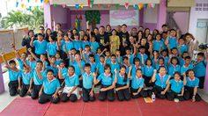 GM ประเทศไทยมอบความรู้เรื่องการคัดแยกขยะแก่คุณครูและเด็กนักเรียน
