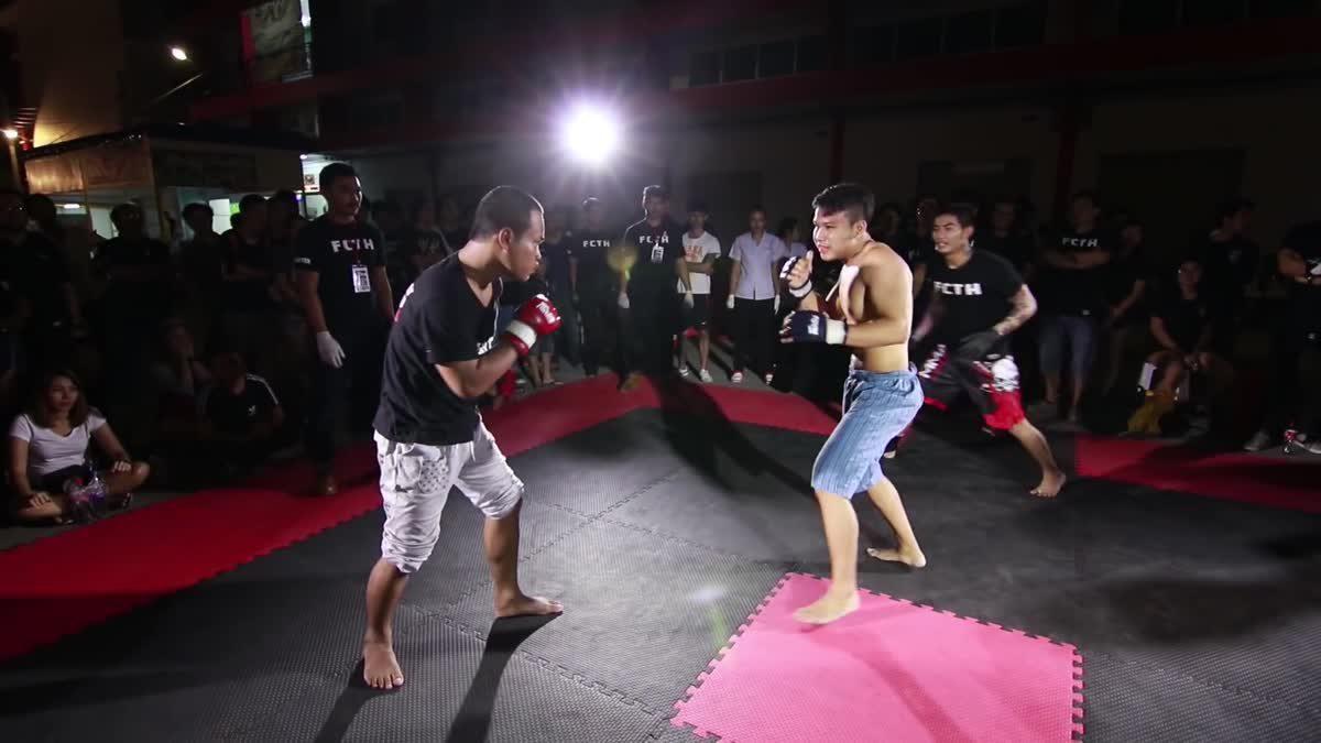 Fight Club Thailand วันสำคัญ อาร์ม x อีม ผู้พัน คู่ที่ 149