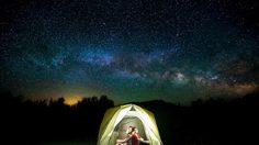 สัมผัสกาแล็คซี 10 ที่เที่ยวนอนชมดาว ส่องทางช้างเผือก