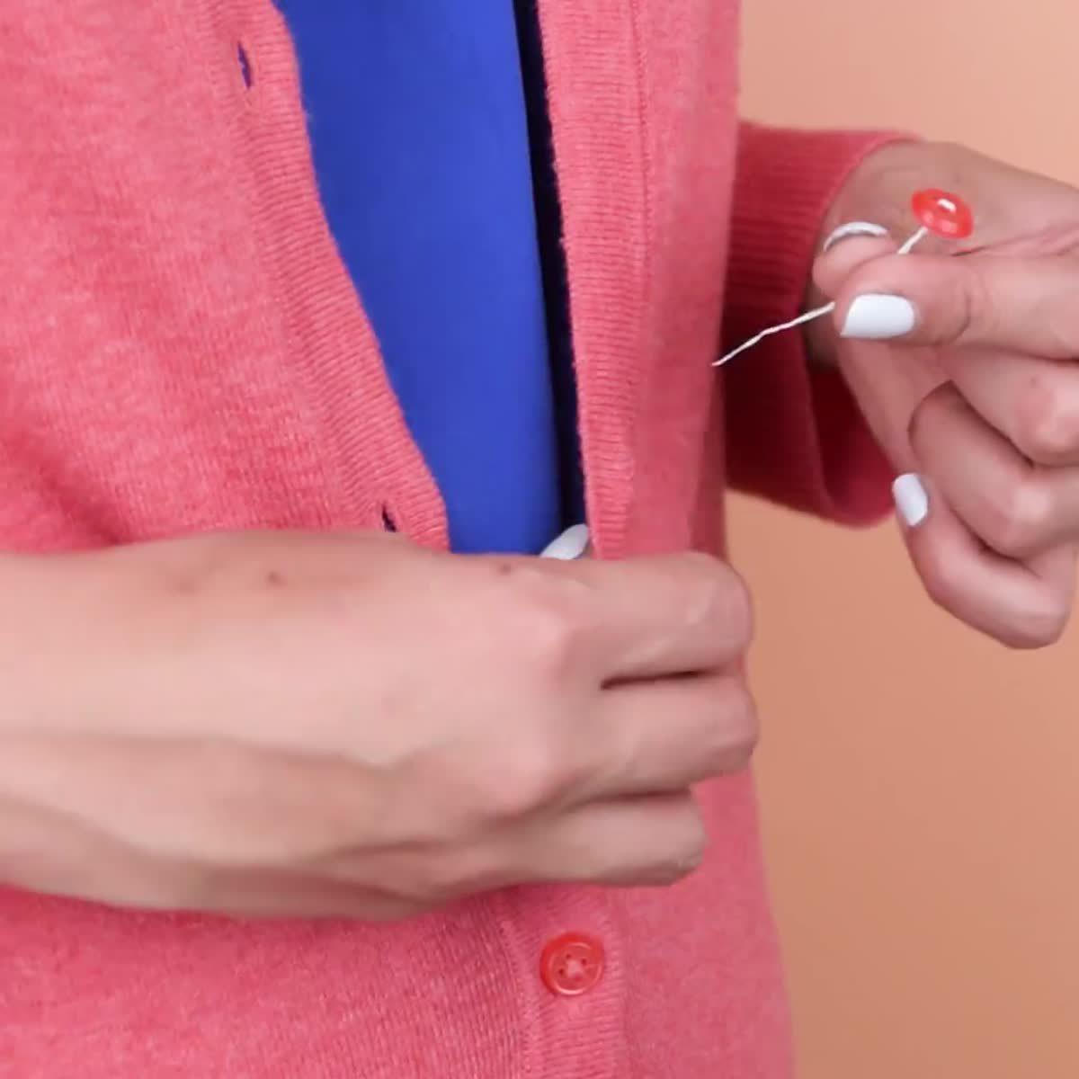 6 incredible clothing hacks เทคนิคแก้ปัญหาเสื้อผ้า ดูแล้วชีวิตจะดีขึ้นเย๊อะ