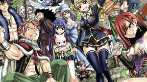 Fairy Tail เปิดตัวพากใหม่กับ Fairy Tail Zero ฉบับ Manga