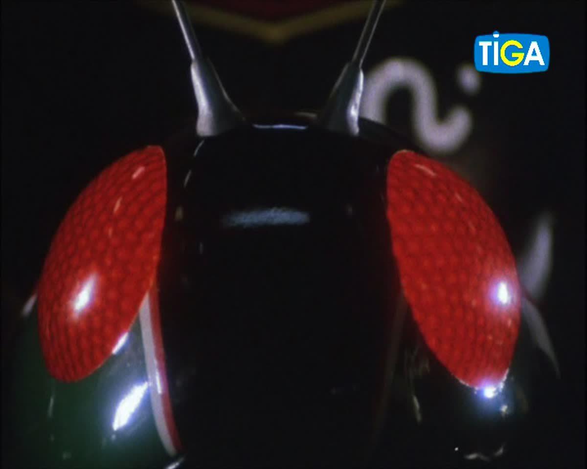 ตัวอย่าง Masked Rider Black