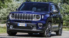 Jeep Renegade รุ่นปรับโฉม ลุยตลาดยุโรป
