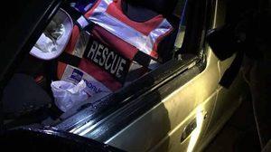 กู้ภัยทีมช่วย 13 ชีวิตถ้ำหลวงเซ็ง ถูกคนร้ายทุบกระจกรถขโมยของ