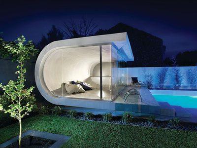 10 แบบบ้านพร้อมสระว่ายน้ำ สุดหรูที่ใครหลายคนใฝ่ฝัน
