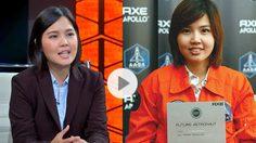 ฝันให้ไกลไปให้ถึง!! มิ้ง พิรดา ว่าที่นักบินอวกาศหญิงไทยคนแรก พร้อมตะลุยอวกาศ