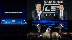 ซัมซุง จับมือ เมเจอร์ ซีนีเพล็กซ์ เปิดตัวโรงภาพยนตร์ Samsung LED Cinema โรงหนังที่ใช้จอ LED