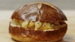 มาทำให้ภาชนะใส่อาหารสามารถกินได้ด้วยกับ ขนมปังอบชีส