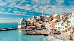 เที่ยว Cinque Terre 5 เมืองสวยบนผางาม อิตาลี