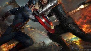 Winter Soldier วินเธอร์ โซลเยอร์ มิตรผู้เป็นศัตรูแขนชีวจักรกลในกัปตันอเมริกา