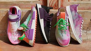 Pharrell x adidas NMD Hu Powder Dye Pack เตรียมวางขายในอินเดียเป็นที่แรก!!