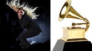 Beyoncé นอนมา! รางวัลคนดนตรี Grammy Awards 2017 ประกาศผลวันนี้!