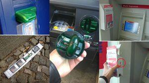 ตู้ ATM ถูกดัดแปลง จากมิจฉาชีพ ระวังให้ดีตอนกดเงินอาจโดนขโมยข้อมูล