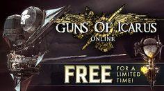แจกฟรี 48 ชม. Guns of Icarus Online ที่ Humble Bundle