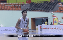 Q2 ไทย ปะทะ กาตาร์ ศึก FIBA ASIA CHALLENGE 2016