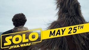 ฮาน โซโล วัยหนุ่มปรากฏตัว!! ในทีเซอร์แรกจาก Solo: A Star Wars Story