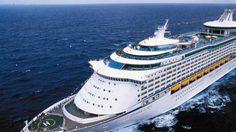 เรือสำราญ Voyager of the Seas เรือสำราญที่ใหญ่ที่สุดในเอเชีย