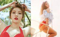 ฮยอนอา กับภาพโปรโมทโซโล่อัลบั้มใหม่ บอกได้คำเดียวว่าฮ้อตสุดๆ