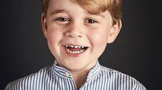 เปิดพระฉายาลักษณ์ 'เจ้าชายจอร์จ' แห่งเคมบริดจ์ ทรงยิ้มร่าเริง ในวัยพระชันษาครบ 4 ปี