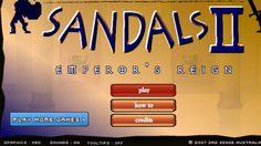 เกมส์ดวลดาบสุดโหด Swords and Sandals 2