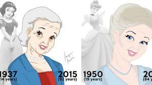 หน้าตาเจ้าหญิงดิสนีย์ในปัจจุบัน เมื่อเวลาผ่านไปนับสิบปี!