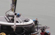 """""""หุ่นยนต์ปลา AI"""" สำรวจสภาพน้ำใต้ทะเล"""
